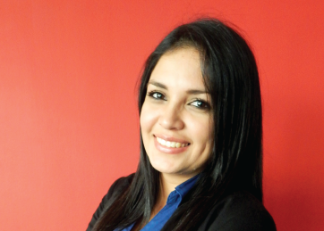 Angélica Herrera, Human Resources